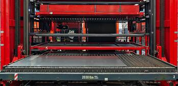 AMADA FOL 3015 AJ Shuttle Tables Sheet Metal Laser