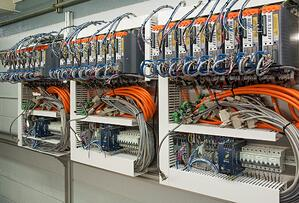 3 electrical wiring builds  to be used in machines