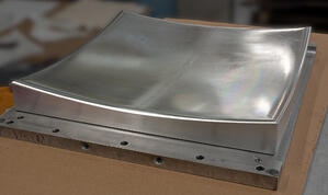 Industry - CNC Machining - Aluminum