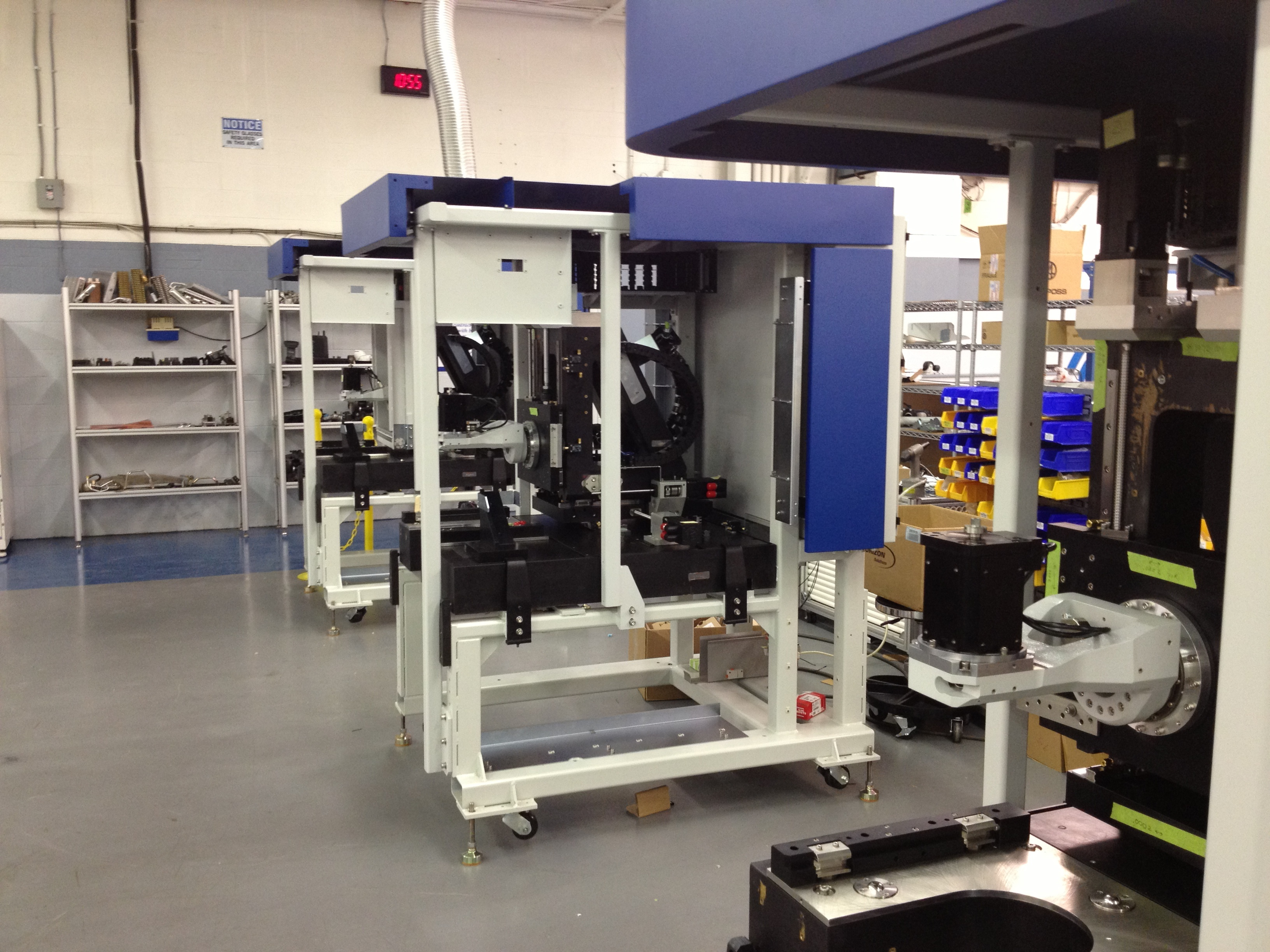 Machinery Contract Manufacturing